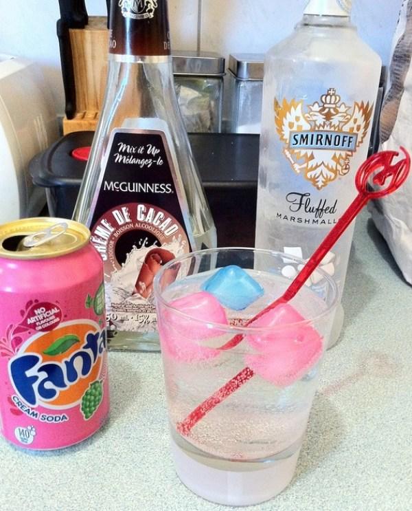 Smirnoff Fluffed Marshmallow Vodka