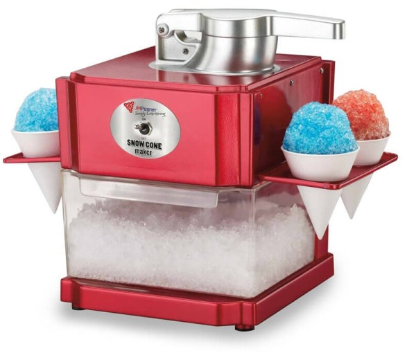 Snow Cone Slush Maker