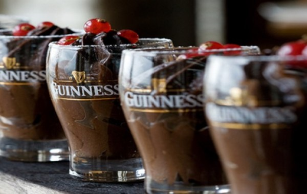Guinness Chocolate Mousse
