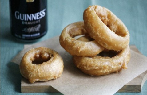 Guinness Onion Rings