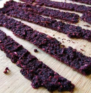 Beef-less Jerky