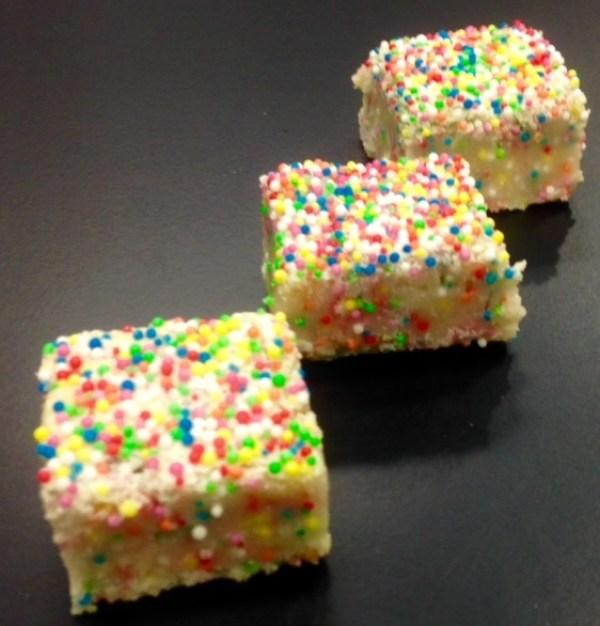 Homemade Fairy Cake Fudge
