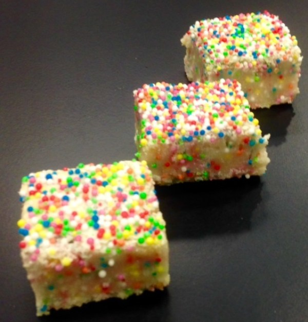 Homemade Fairy Cake Fudge