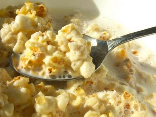 Popcorn Cereal