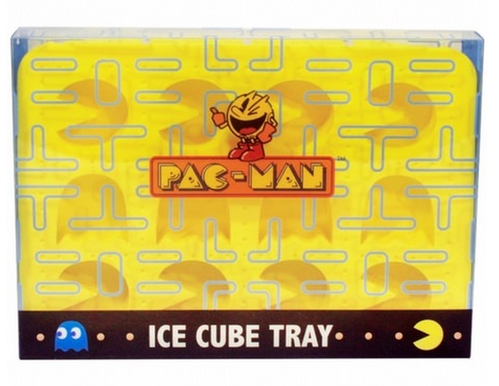 Pac Man & Ghosts Ice Cube Tray