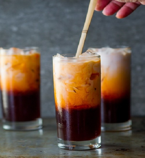 Homemade Thai Iced Tea