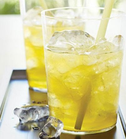 Lemon Grass and Ginger Iced Tea Recipe