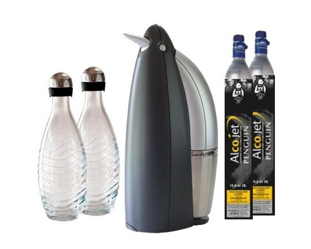 Penguin Home Soda Maker