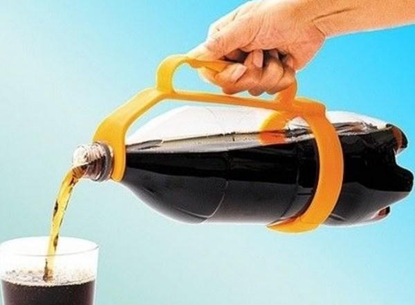 Soda Pop Bottle Handle