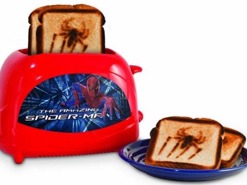 Top 10 Spider-Man Kitchen Gadgets And Accessories