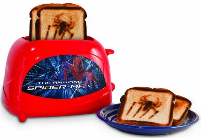 Spider-Man Toaster