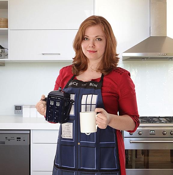 TARDIS Apron