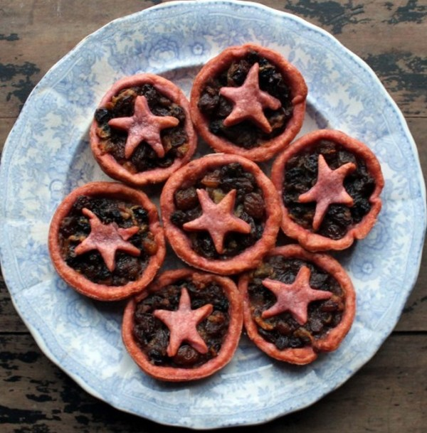 Beetroot Mince Pies