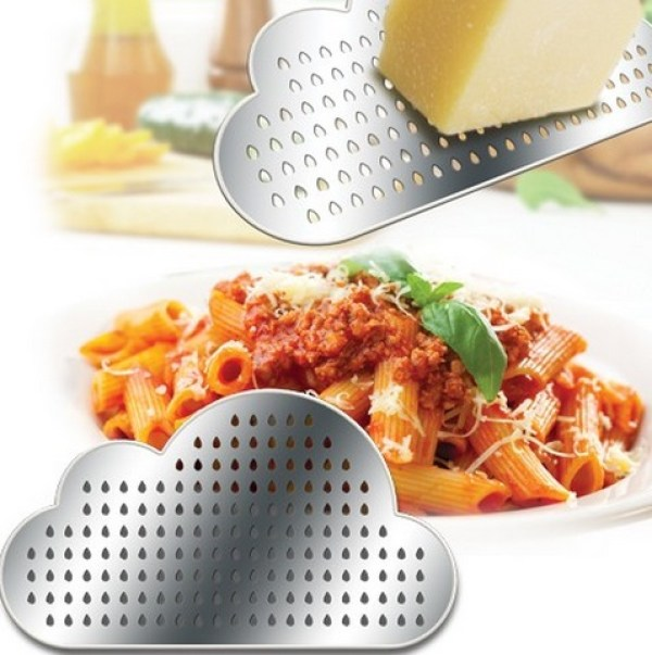 Cloud Shaped Cheese Grater