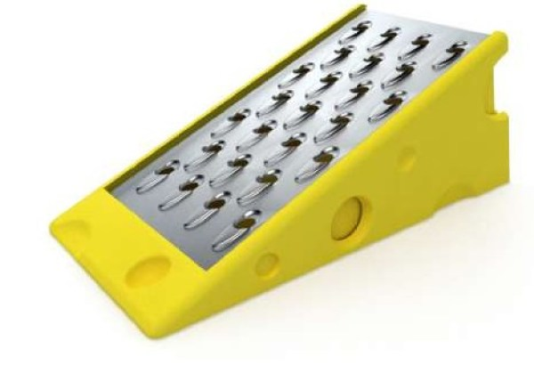 Cheese Shaped Cheese Grater