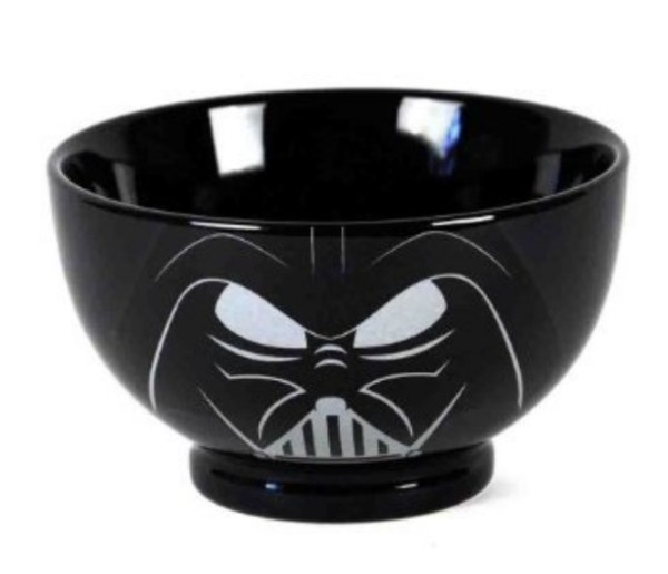 Star Wars: Darth Vader Cereal Bowl