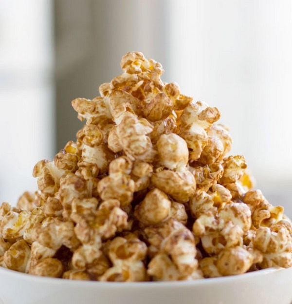 Milk Chocolate Popcorn Recipe