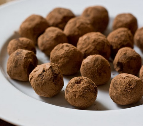 Milk Chocolate Truffles