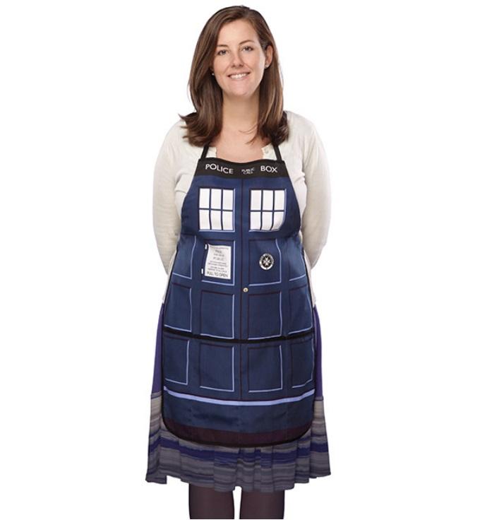 Doctor Who: TARDIS Apron