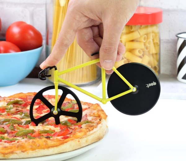 Cycle Pizza Cutter