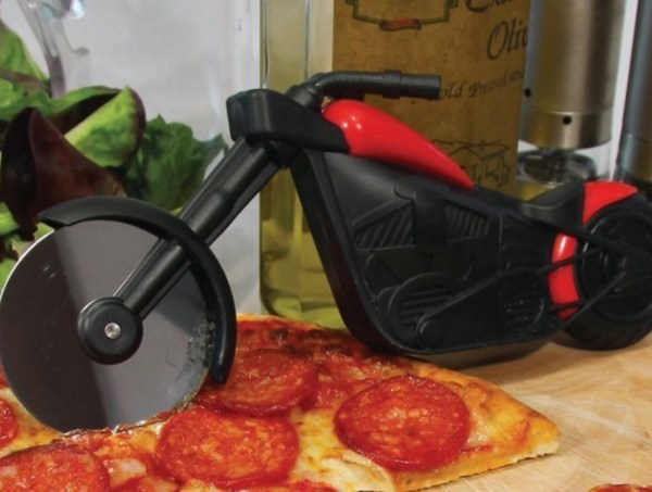 Pizza Chopper Motorbike