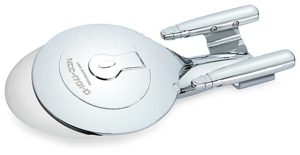 Star Trek U.S.S. Enterprise D Pizza Cutter