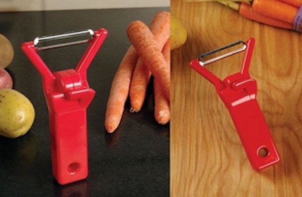 Peace Sign Vegetable Peeler