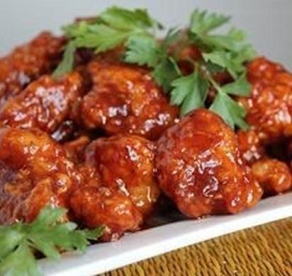 Baked BBQ Fried Chicken Recipe
