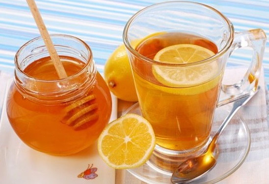 Honey and Lemon Tea