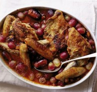 Top 10 Recipes for Meals Made With Grapes