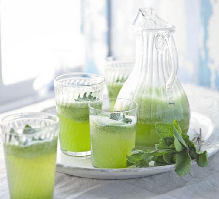 Cucumber & Elderflower Spritzer