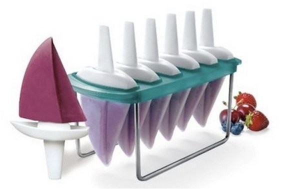 Sailboat Ice Pop Maker