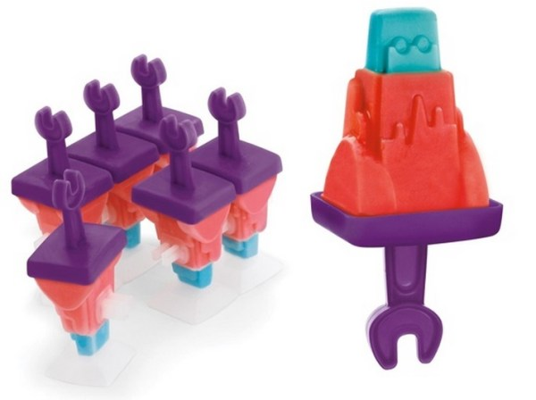 Robot Ice Pop Maker