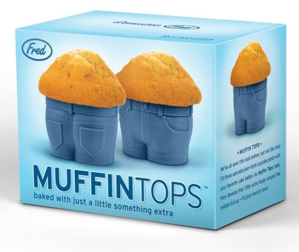 Muffin Tops Silicone Cupcake Molds
