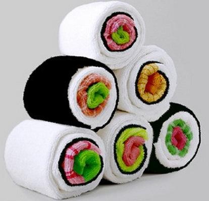 Sushi Kitchen towels