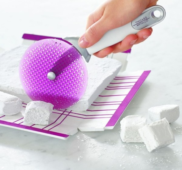 Non-stick Marshmallow Wheel Cutter