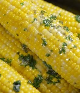 Buttery Crock Pot Corn On The Cob
