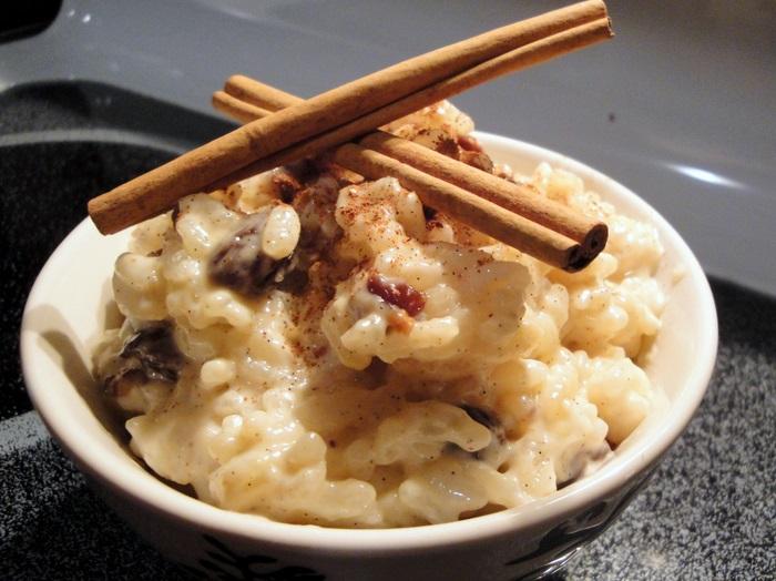 Creamy Arborio Rice Pudding
