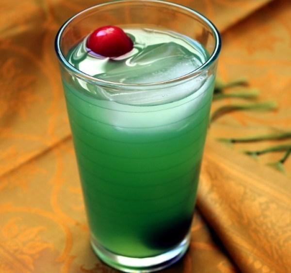 Midori Whiskey Sour Recipe