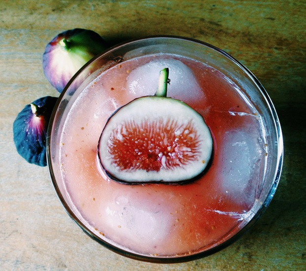 Black Jack Fig Whiskey Sour Recipe