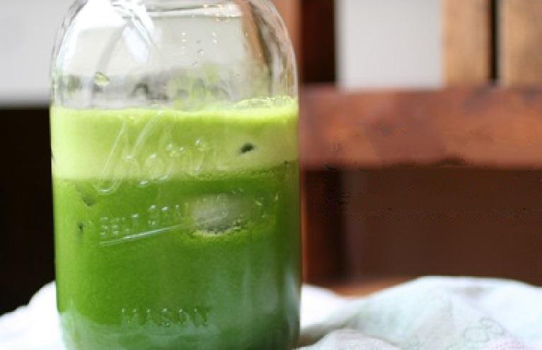 Homemade Green Lemonade Recipe