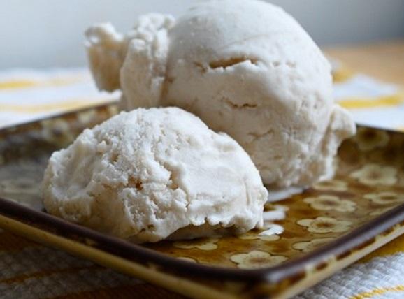 Creamy Pineapple and Coconut Sorbet Recipe