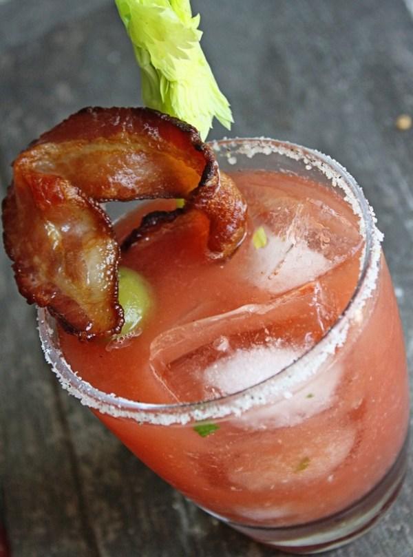 Habanero Bloody Mary