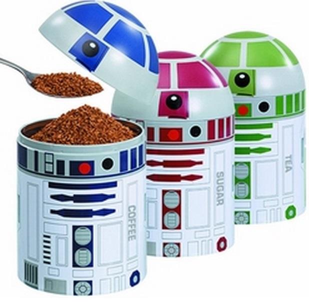 Star Wars: Astromech Droids Tea, Coffee And Sugar Sets