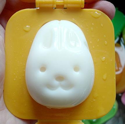 Egg-A-Matic Bunny Egg Mould
