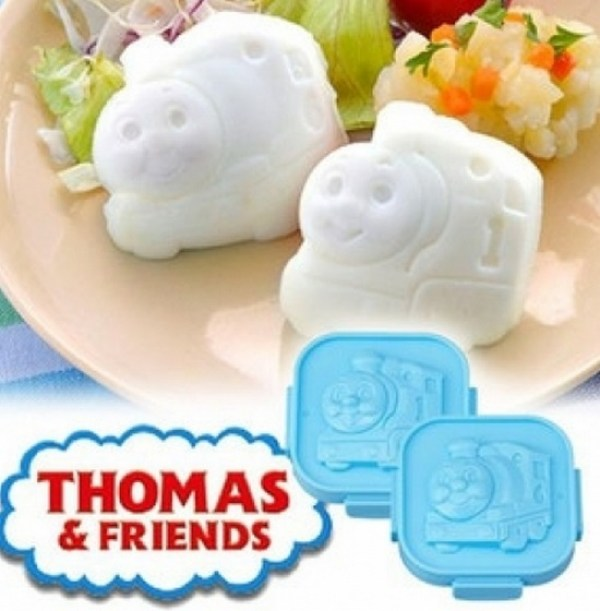 Thomas and Friends Egg Mould