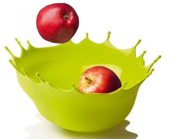 Splash Drop Fruit Bowl
