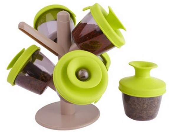 Pop Up Spice Rack