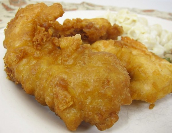 Tempura Chicken Fingers