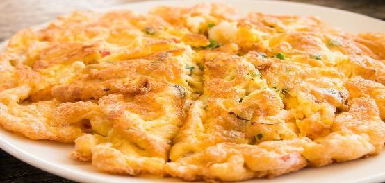 Crabmeat Omelette